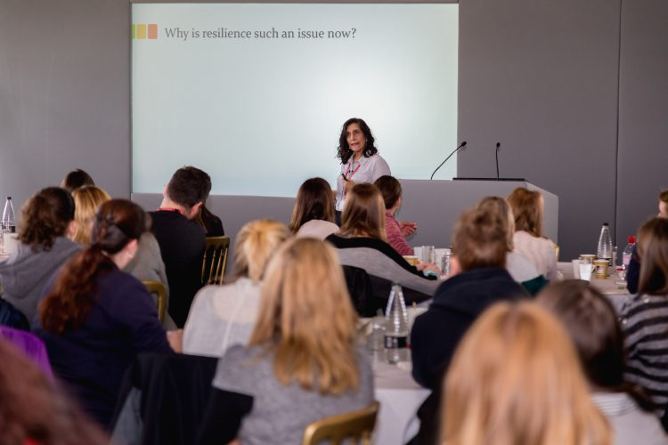 Spreading the word – NOW is the time to build your skills in resilience
